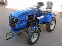 Мототрактор DW 160LX (16 л.с., колеса 5,00-12/6,5-16, с гидравликой)