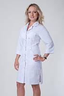 Медицинский женский халат больших размеров  Х-3115