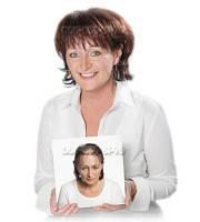 Женская накладка - система волос., фото 1