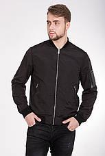 Легкая мужская курточка CLASNA CW17MW303 на весну и осень 50 размер, фото 2