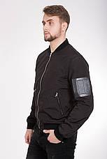 Легкая мужская курточка CLASNA CW17MW303 на весну и осень 50 размер, фото 3