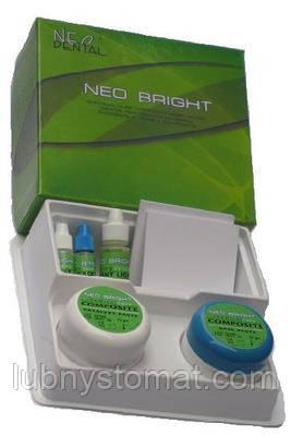 Нео брайт ( NEO BRIGHT ) - композит химического отверждения