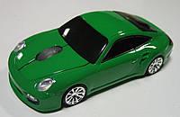 Мышка компьютерная беспроводная Porsche зеленая