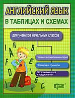 Английский язык в схемах и таблицах для учеников начальной школы. (вид-во: Торсінг)