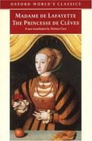 Madame De La Fayette The Princesse de Cleves
