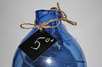 Ценник меловой (для надписей мелом) черный 4х5. Для бутылок, емкостей, и т.д.