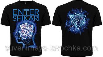 "Рок футболка Enter Shikari ""The Mindsweep"""