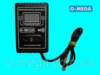 Терморегулятор ТРЦ-1,2 O-MEGA цифровой (для инкубатора)