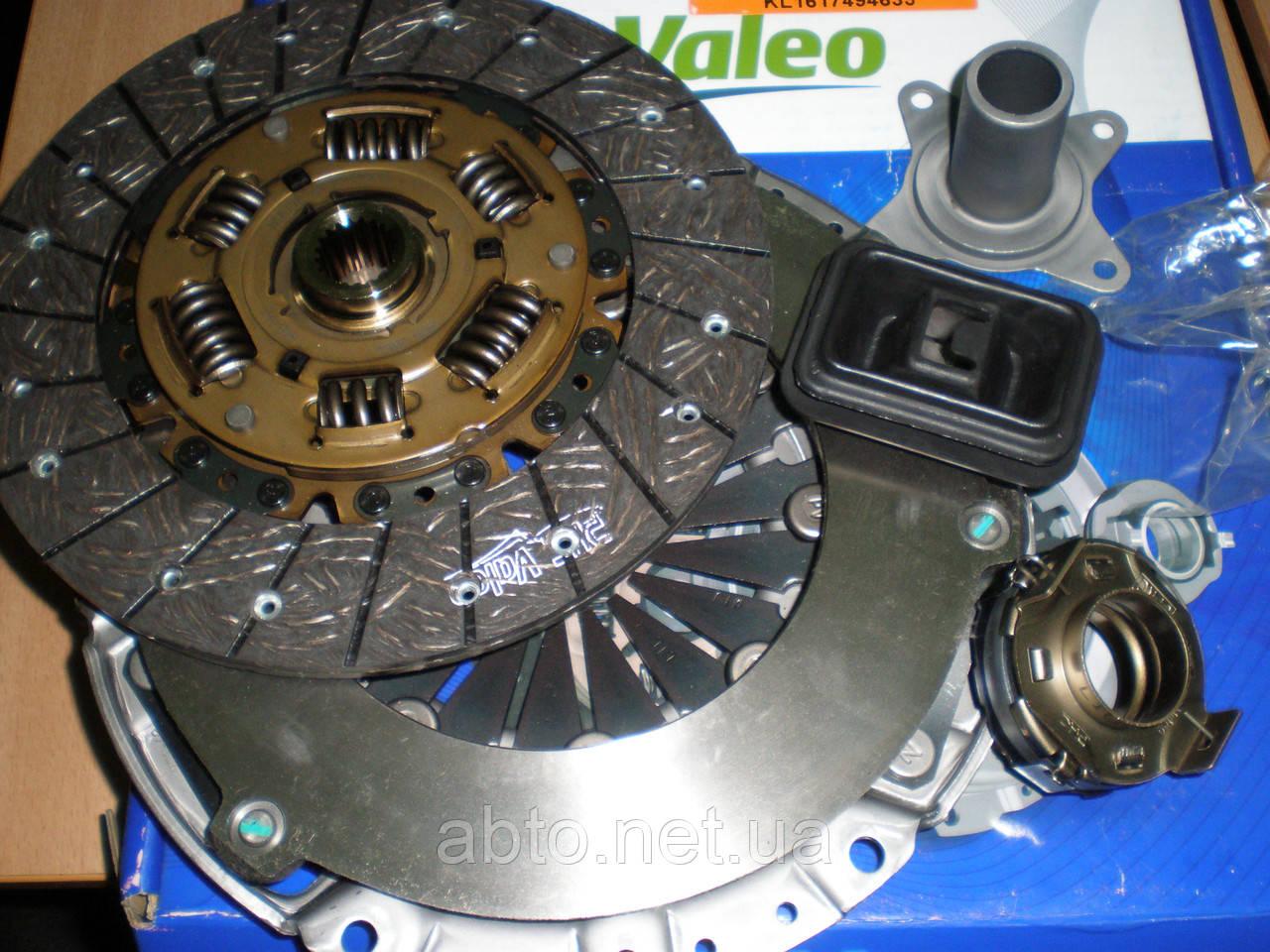 Сцепление комплект Valeo PHC (Корея)  Chery Tiggo 2.0/Tiggo 2.4