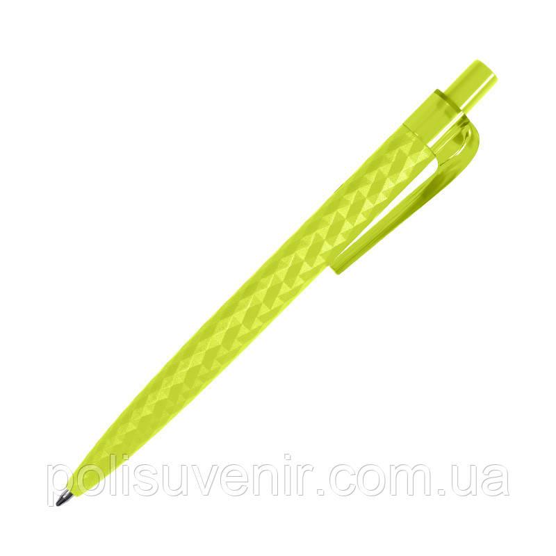 Пластикова ручка з рельєфною поверхнею