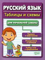 Схемы и таблицы. Русский язык для учеников начальных классов. (вид-во: Торсінг)