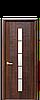 Дверь межкомнатная ДЮНА 1S СО СТЕКЛОМ САТИН, фото 4