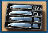 Хром накладки Opel Movano