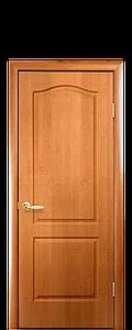 Дверь межкомнатная КЛАССИК ГЛУХОЕ ПВХ