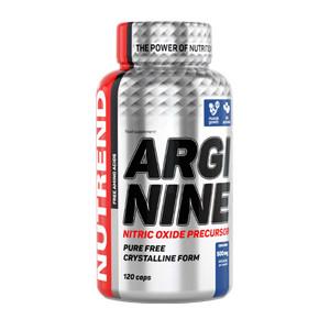 NUTREND Arginine 120 caps