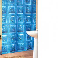 Штора для ванной комнаты MIRANDA sea aquarium, фото 1