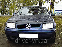 Дефлектор капота (мухобойка) Volkswagen Bora 1998-2004