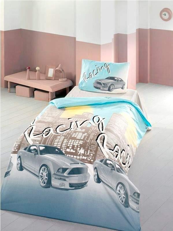 Подростковый постельный комплект Racing, Victoria