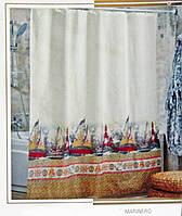 Штора для ванной комнаты MIRANDA marinero, фото 1