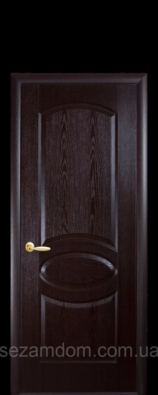 Дверь межкомнатная ОВАЛ ГЛУХОЕ
