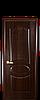 Дверь межкомнатная ОВАЛ ГЛУХОЕ, фото 3