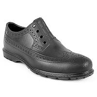 КАЛОШИ МУЖСКИЕ в виде туфель из ЭВА. Модель 116650