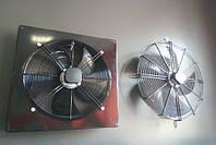 Вентиляторы YWFB 400 Fluger осевые, фото 1