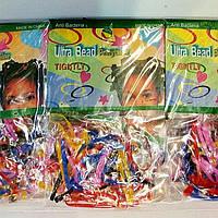 Резинка силиконовая в пакетах, цветная