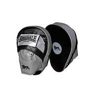 Боксерские лапы Lonsdale Curved
