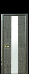 Дверь межкомнатная САХАРА 1Z С ЗЕРКАЛОМ