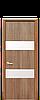 Дверь межкомнатная САХАРА 2Z С ЗЕРКАЛОМ, фото 2