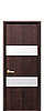 Дверь межкомнатная САХАРА 2Z С ЗЕРКАЛОМ, фото 3