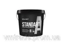 Фасадная краска Kolorit Standart A, 9л