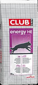 "Сухий корм Royal Canin Club Pro ""Energy HE"" 20КГ"