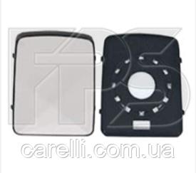 Вкладыш зеркала левый/правый без обогрева SMALL Movano 1998-03
