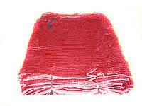 Сетка-мешок 25*39  красная, фиолетовая