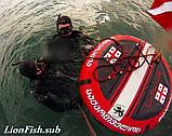 Буй для Фридайвинга и Подводной Охоты Freedaiv LionFish.sub, фото 9