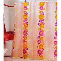 Штора для ванной комнаты MIRANDA flower path, фото 1
