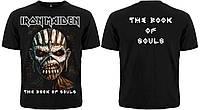 "Футболка Iron Maiden ""The Book Of Souls"""