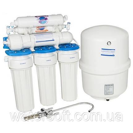 Система обратного осмоса Aquafilter RX-RO6-75, фото 2