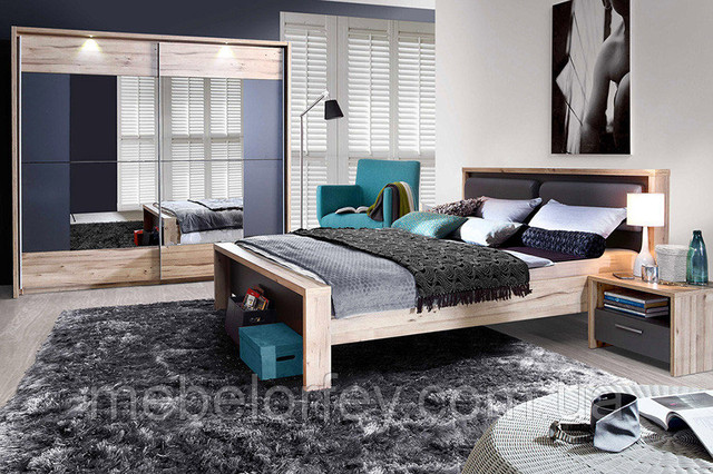 Модульная мебель спальня Clair Forte