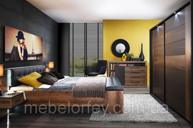 Модульная мебель спалня Bellevue Forte