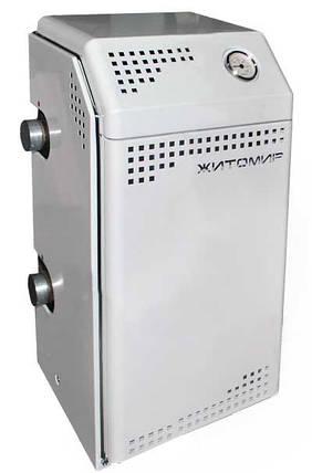 Котел двухконтурный газовый Житомир-М АДГВ 15 СН бездымоходный, фото 2