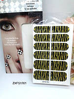 (002) Наклейки для ногтей ( поштучно ) Заказ по номеру НА ФОТО