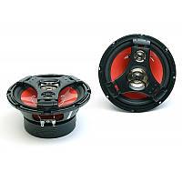 Мощная автомобильная 2-х канальная акустика BOSCHMANN PR-1658ER. Качественная. Код: КГ433