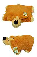 Мягкая собака-подушка