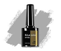 Закрепитель гель-лака G.Lacolor UV Gel Top Coat, 10 мл.