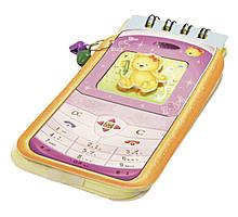 Блокнот для детей GF-10 телефон