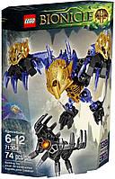 LEGO® Bionicle ТЕРАК, ТОТЕМНОЕ ЖИВОТНОЕ ЗЕМЛИ 71304