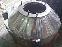 Крышка гранулятора ОГМ 1,5 из НЕРЖАВЕЙКИ, фото 1